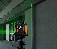 Nouvelle gamme de niveau laser AEG POWERTOOLS